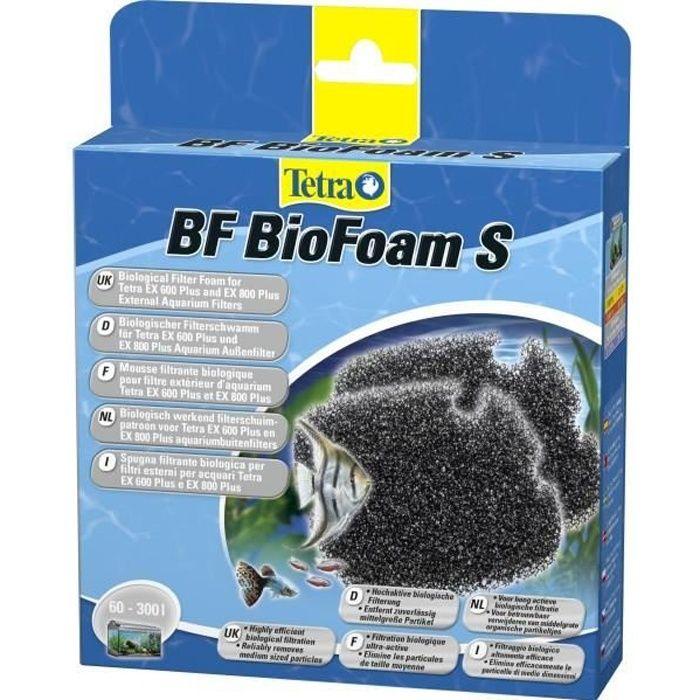 Tetra Bf Biofoam S Mousse Filtrante Biologique F600/700