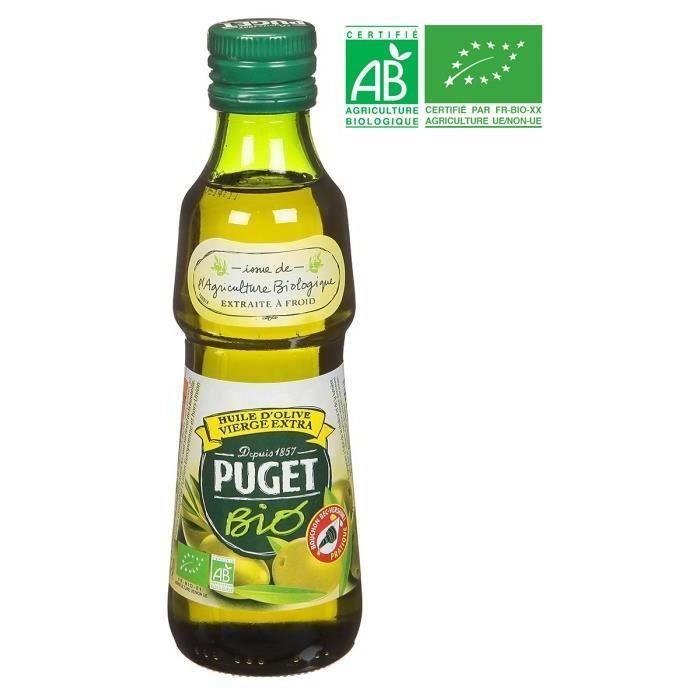 HLE D'OLIVE BIO PUGET 25CL 100g Puget