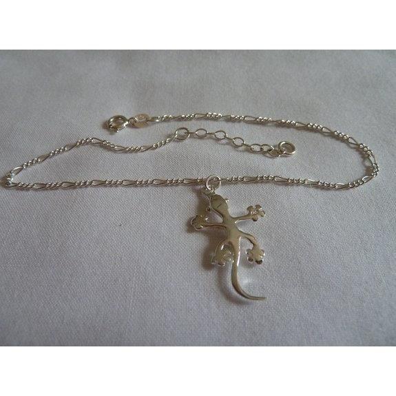 bracelet cheville salamandre