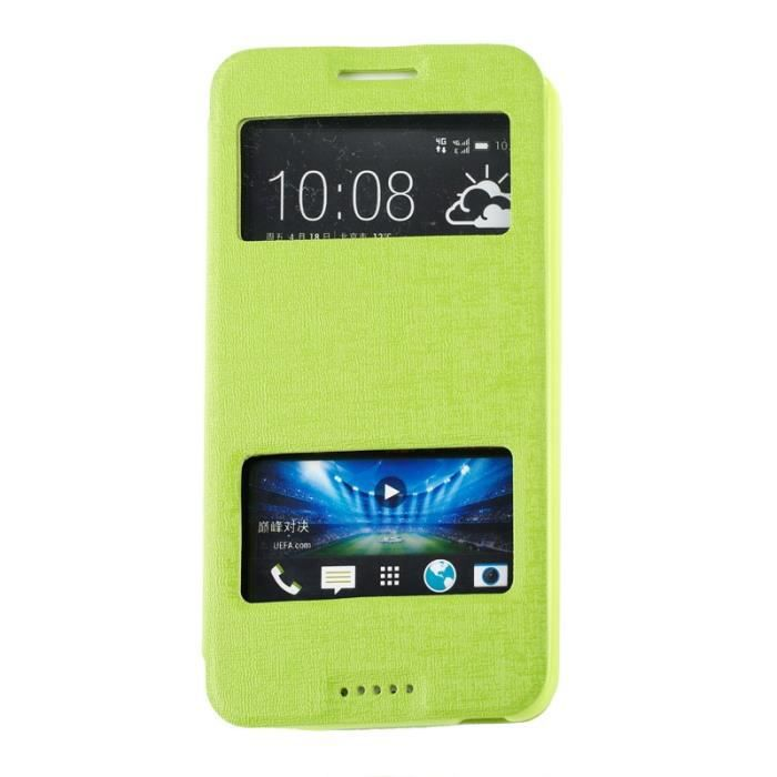 etui pu aff num ro holder htc desire 816 vert achat housse tui pas cher avis et meilleur. Black Bedroom Furniture Sets. Home Design Ideas