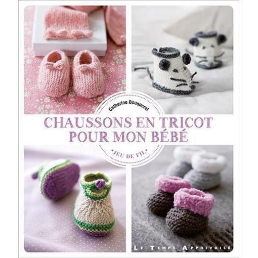 Livre De Tricot Pour Bebe