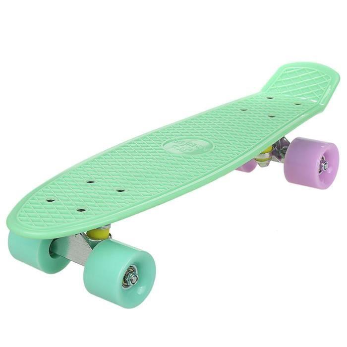 "GRIND 22/"" 4 ROUES Outdoor pont complet Skateboard"