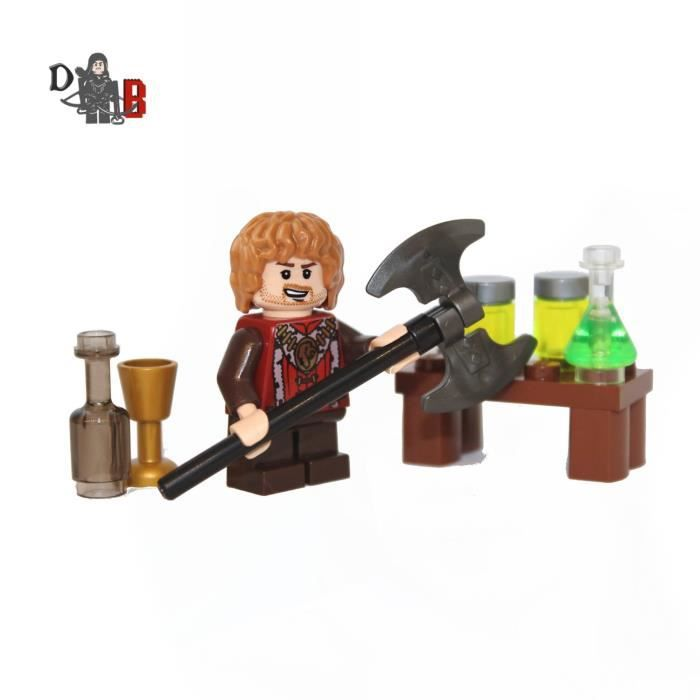 Of Lannister Thrones Tyrion Avec Lego Game AxeCoupeVinjouet OkiPuXZT