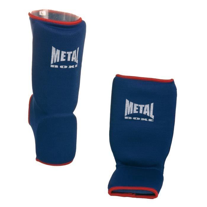 METAL BOXE Chevill/ères Coton