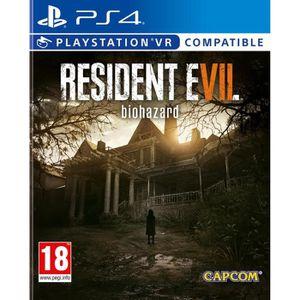 JEU PS4 Resident Evil 7 Biohazard Jeu PS4