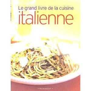 Livre De Cuisine Italienne