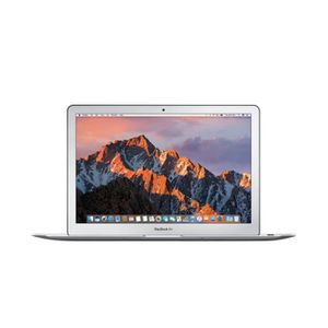 Top achat PC Portable Apple Macbook Air 13 pouces 1,8GHz Intel Core I5 4Go 128Go SSD pas cher