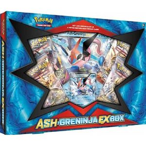 CARTE A COLLECTIONNER TCG Ash-greninja-ex Cartes à Collectionner Box 3G7
