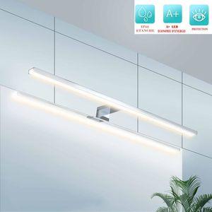 APPLIQUE  Applique Miroir Salle de Bain Lampe Miroir LED 8W