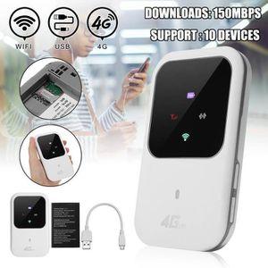 MODEM - ROUTEUR Portatile Router Modem WiFi Hotspot LTE 4G 3G UMTS