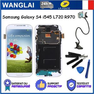 ECRAN DE TÉLÉPHONE Blanc Complet Ecran Tactile Vitre Lcd Samsung Gala