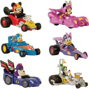 CAMION ENFANT MICKEY ROADSTER RACERS Voiture Minnie Pack Mickey