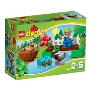 ASSEMBLAGE CONSTRUCTION LEGO® DUPLO 10581 Les Canards