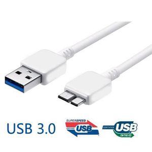 CÂBLE INFORMATIQUE Cable disque dur externe USB 3.0 Samsung toshiba W