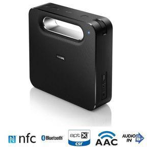 ENCEINTE NOMADE PHILIPS BT5500B Enceinte bluetooth portable aptX e