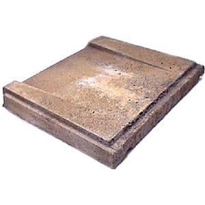 CUISINIÈRE - PIANO Brique laterale gauche pour Cuisiniere bois charbo