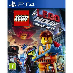 JEU PS4 THE LEGO MOVIE VIDEOGAME…