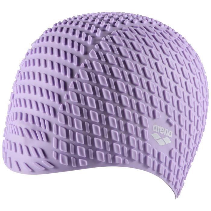 Équipement Bonnets de bain Arena Bonnet Silicone - Violet