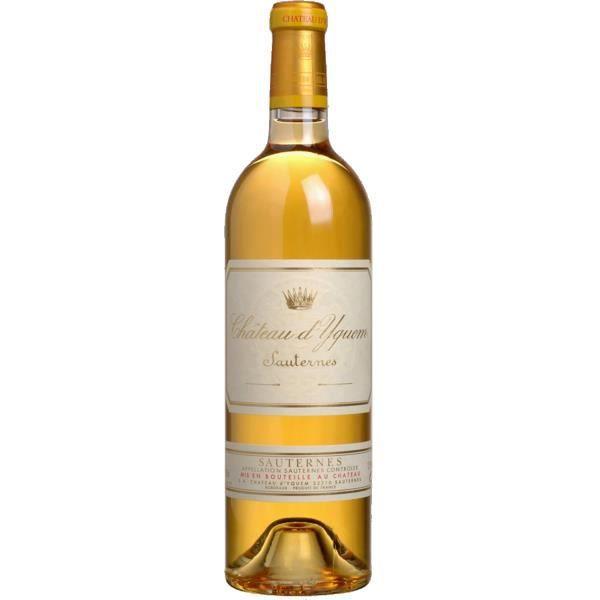 Château YQUEM - 2007 - SAUTERNES - 750 ml