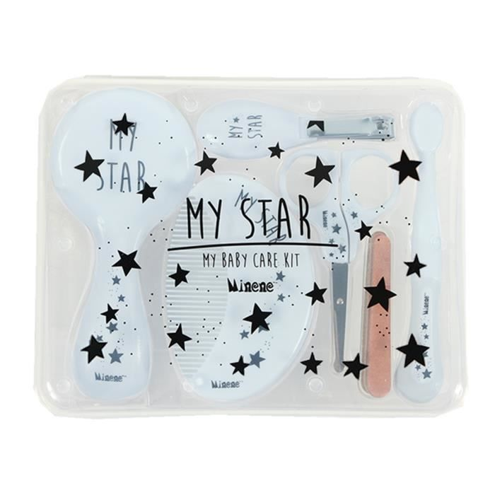 Trousse de toilette bébé, My Star Bleu