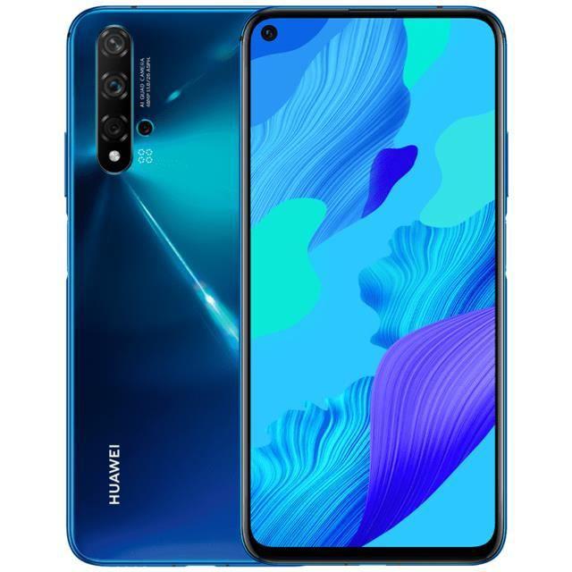 HUAWEI Nova 5T 8GB+128GB bleu