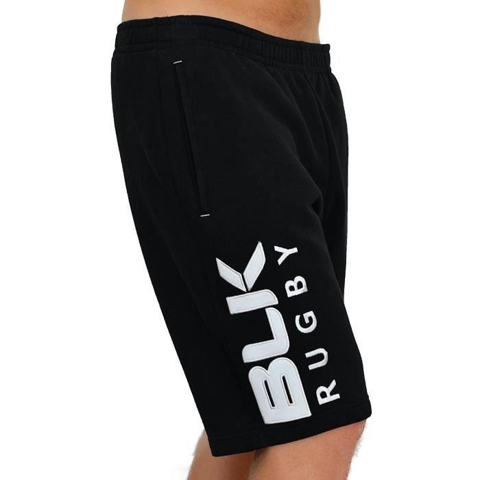 BLK Sweat - Short - Noir
