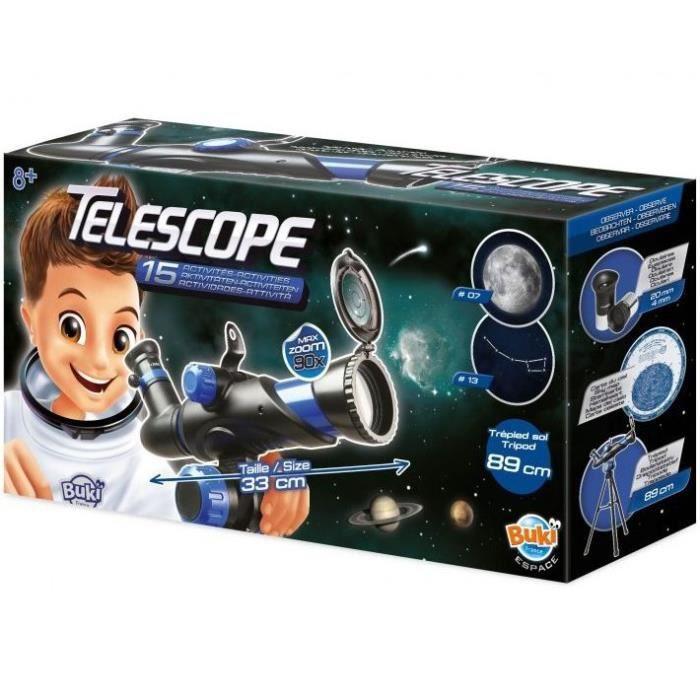 Télescope - 15 activités NC