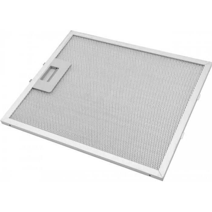 Electrolux Filtre aluminium pour hotte d'aspiration mm 267 x 305 x 9 Elica 405509917