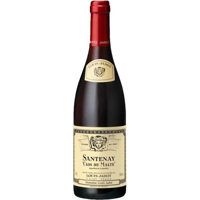 Louis Jadot - Santenay - Clos de Malte - Rouge 2015 - 75 cl