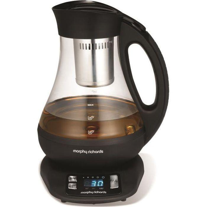 MORPHY RICHARDS Machine à thé programmable