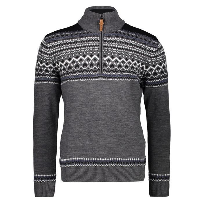 Vêtements Homme Chandails Cmp Man Knitted Pullover Wp