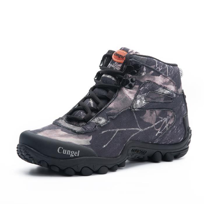 Adventurer Chaussures Homme Randonnée Imperméable Marche Confort