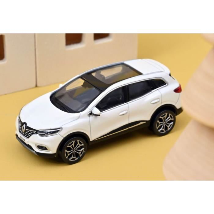 Voiture de Collection Renault Kadjar 2020 Blanc Perle NOREV 1/43…
