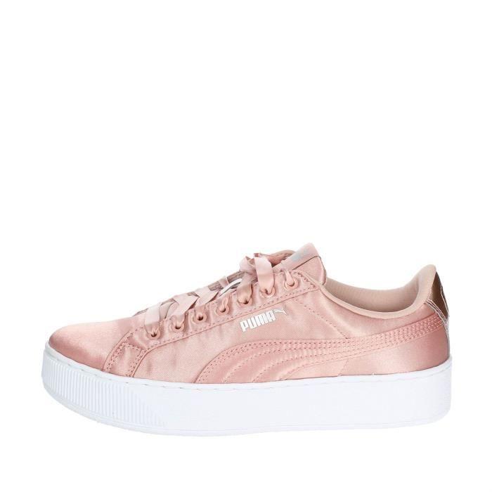 puma sneakers femme rose