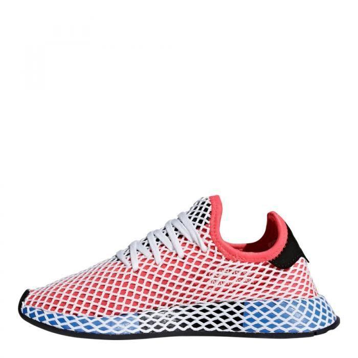 recognized brands outlet various design Basket adidas Originals Deerupt Runner Junior Rouge - Achat ...