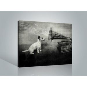 tableau toile jack russell achat vente tableau toile. Black Bedroom Furniture Sets. Home Design Ideas