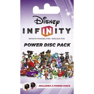 FIGURINE DE JEU Pack de Power Discs Disney Infinity 2.0: Marvel