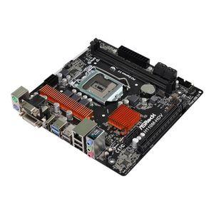 CARTE MÈRE ASRock H110M-HDV R3.0 - Carte-mère - micro ATX - S