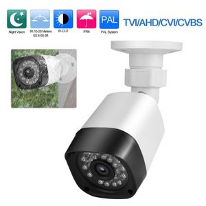 CAMÉRA DE SURVEILLANCE Caméra bullet analogique sécurité extérieure camér