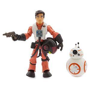LEGO personnage accessoires Jambes Pantalon New marron avec décor de Star Wars 157 #