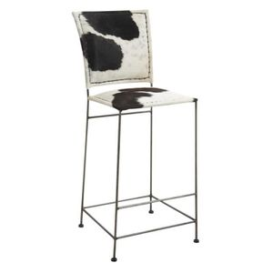 tabouret vache achat vente tabouret vache pas cher soldes cdiscount. Black Bedroom Furniture Sets. Home Design Ideas