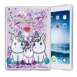 COQUE MP3-MP4 Tablette Coque Pour Apple iPad 9.7 2018 Etui en Cu