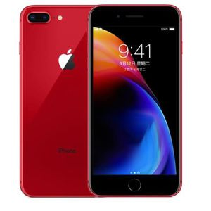 SMARTPHONE Apple iPhone 8 Plus Remis à neuf rouge 256G