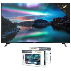 Téléviseur LED HYUNDAI SMART TV LED 49