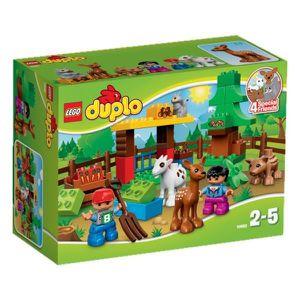 ASSEMBLAGE CONSTRUCTION LEGO® DUPLO 10582 Les Animaux de la Forêt