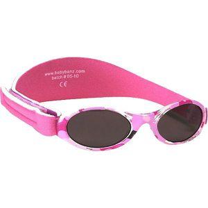 LUNETTES DE SOLEIL Lunette de soleil bebe banz camo pink 0-2 ans