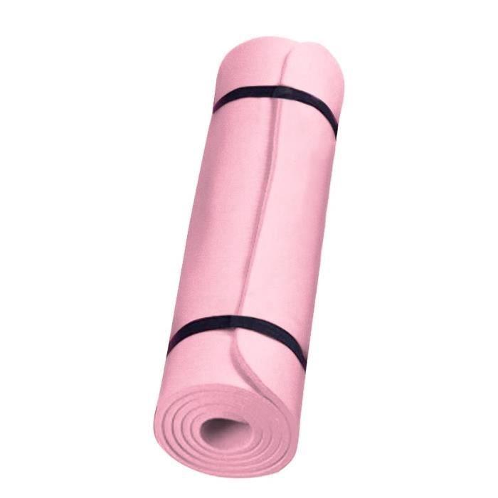Tapis de yoga épais et durable Tapis de sport antidérapant Tapis antidérapant pour perdre du poids A91494