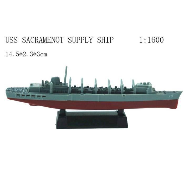 Kit de modèle de navire de guerre, en plastique, assemblage, Cruiser, destructeur, sous-marin, modèle de la seconde [BC2CE81]