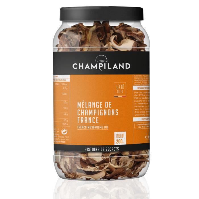 Mélange de Champignons France 200 gr