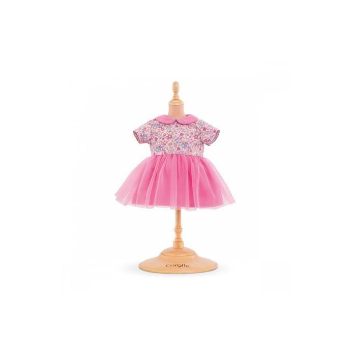 BB 36 robe rose pays des reves - Référence : 140580